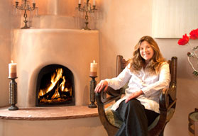 Wendy Kapp, owner, Two Casitas Santa Fe Vacation Rentals