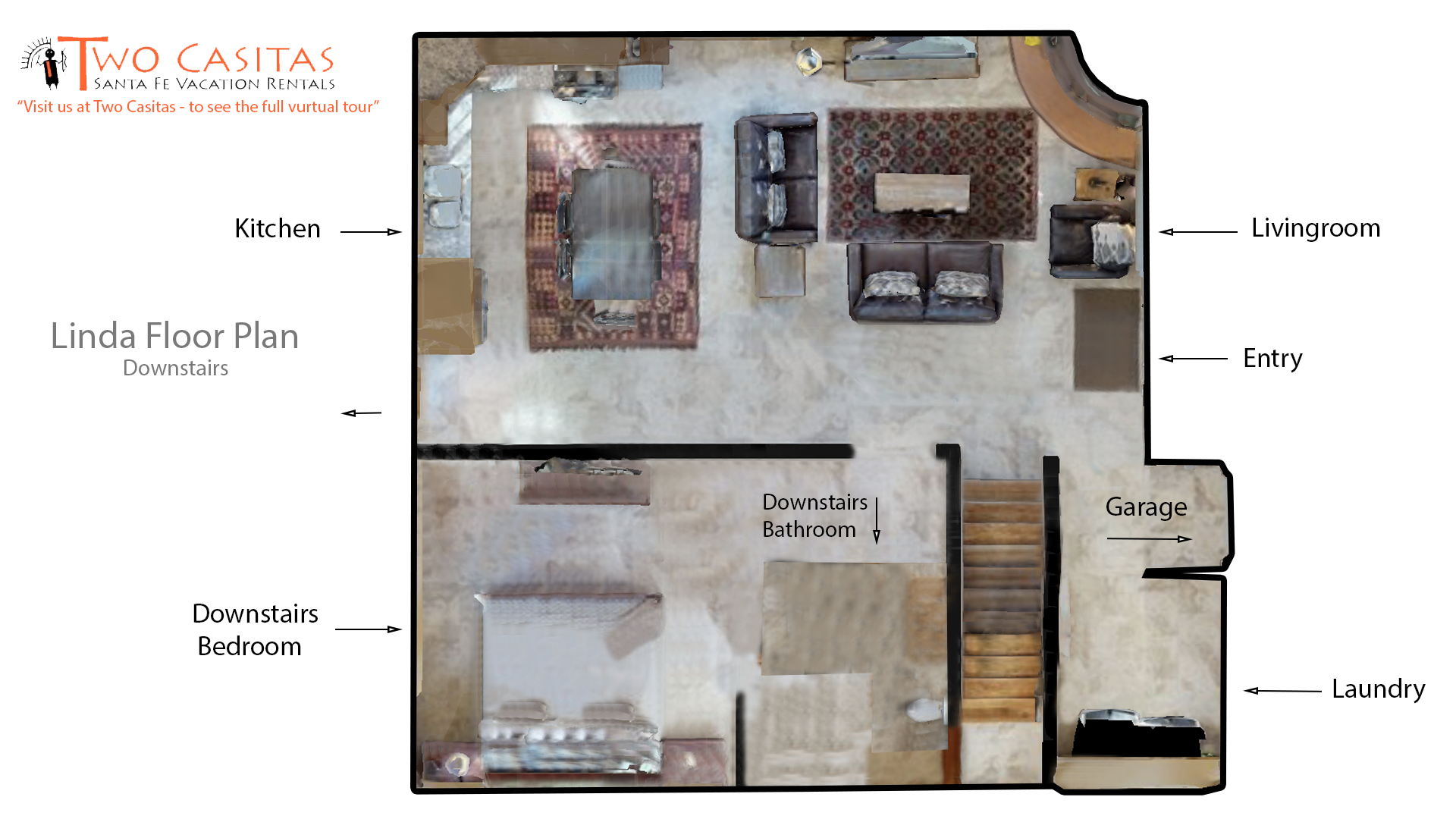 Floor Plan for Linda